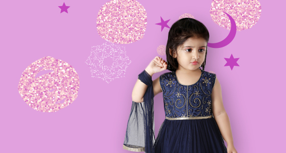 Baby Girl Eid Collection