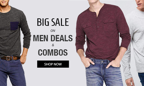 Men Combo and Deals