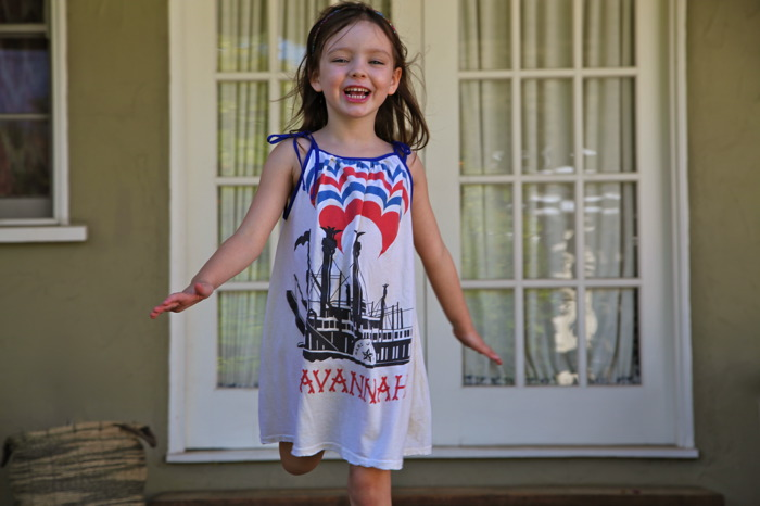 How To Create A Cute Sundress Out Of A T-Shirt