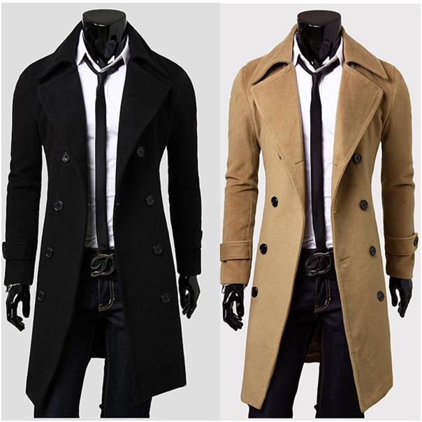 Designer overcoats