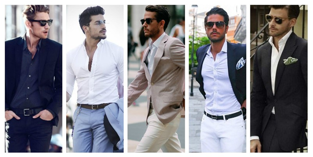 A Man's Guide To Dress Codes