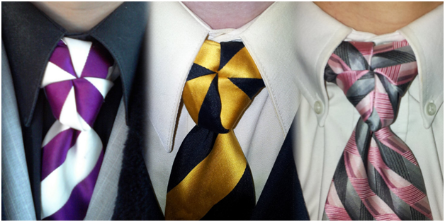 How To Add Your Signature To Your Tie Knot