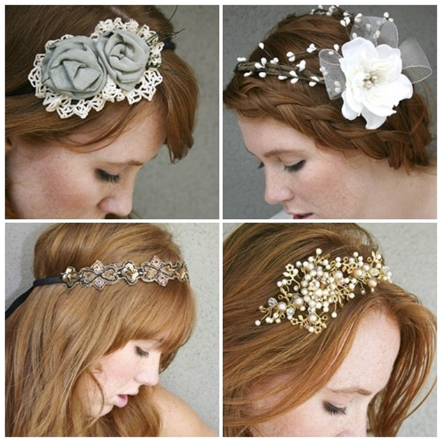 How To Choose The Perfect Hair Accessories For Your Big Day | Affordable.pk