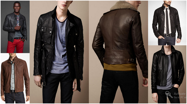 Let's Look At Some Jacket Styles For Men