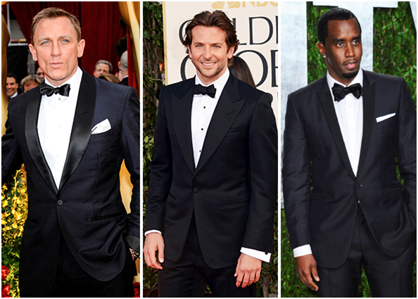 Six Steps For A Perfect Tuxedo