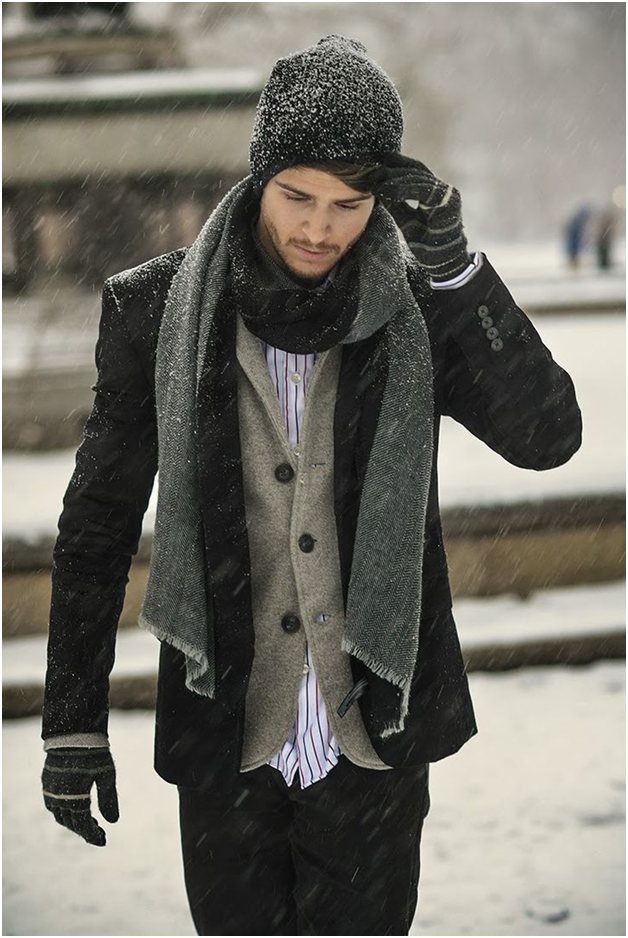 Style Tips For Men To Use This Winter