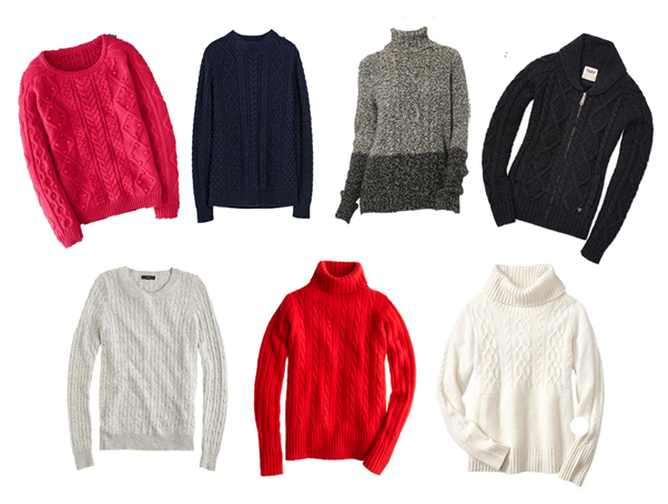 Sweater Fabrics To Choose In Winter