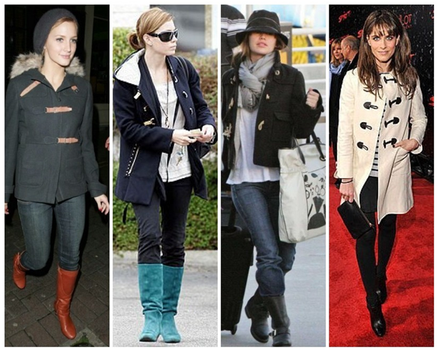 Winter Attire Is All About Layers!
