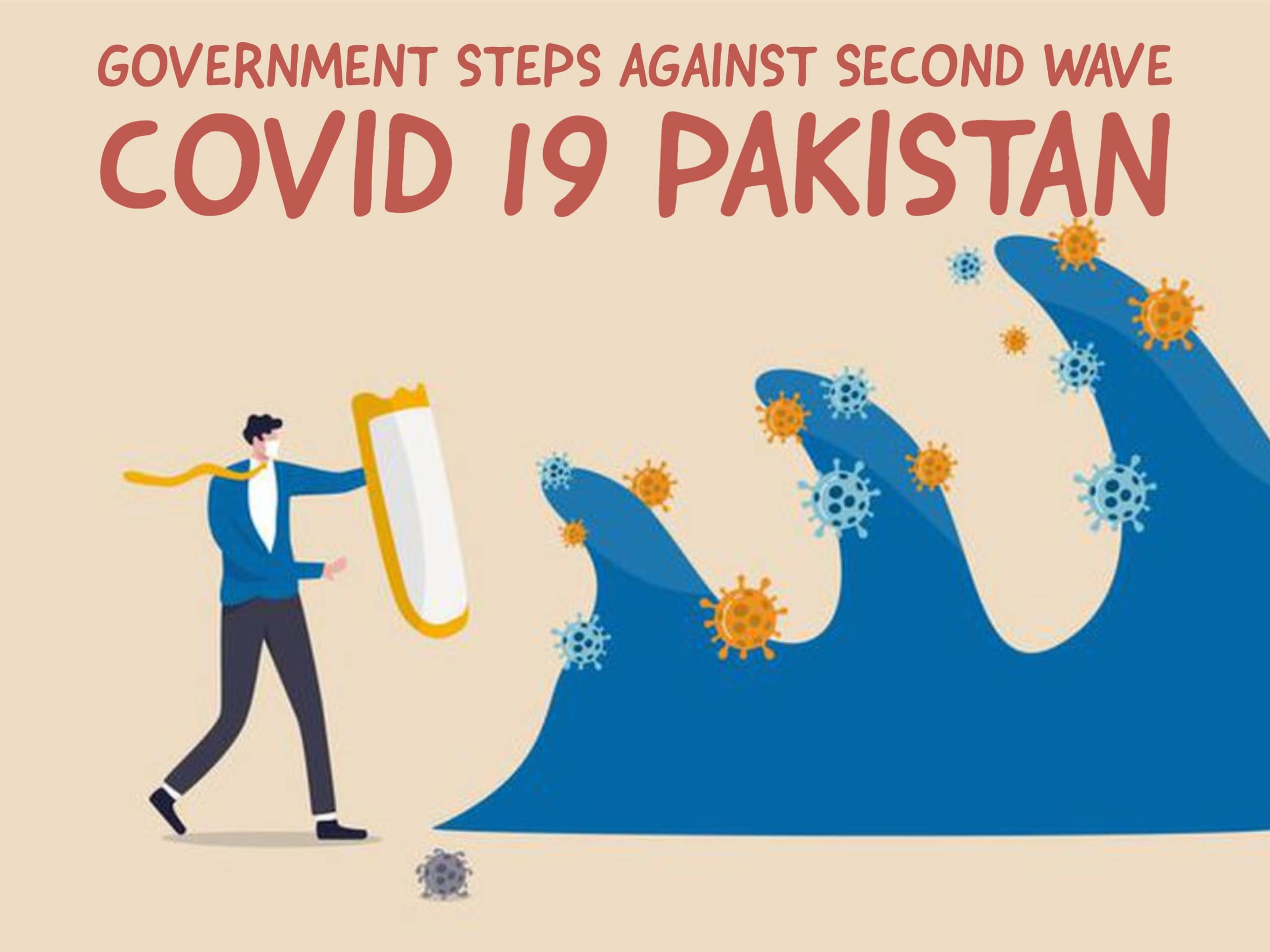 Government Steps Against Second Wave Covid 19 Pakistan