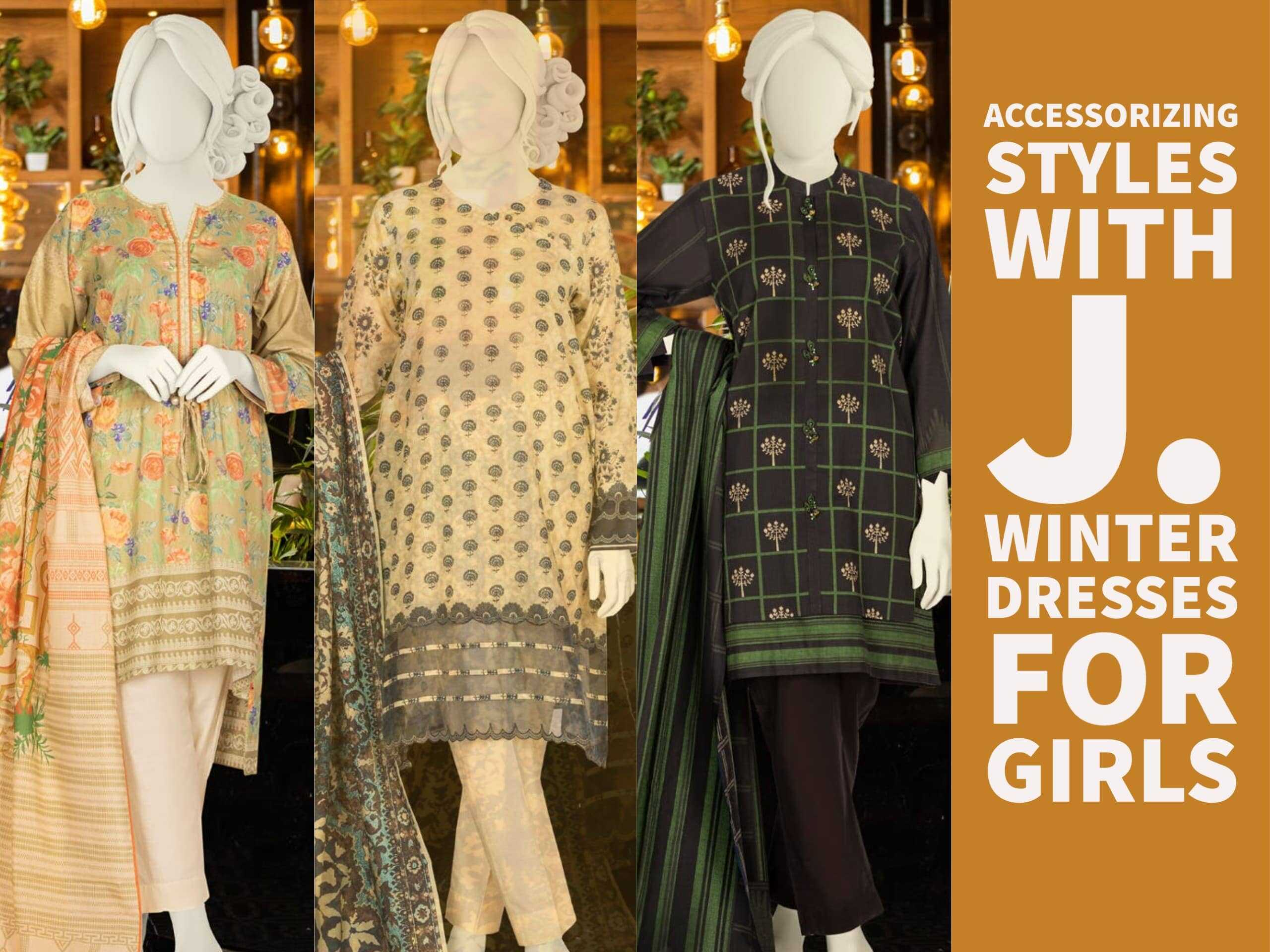 Accessorizing Styles With J. Winter Dresses For Girls