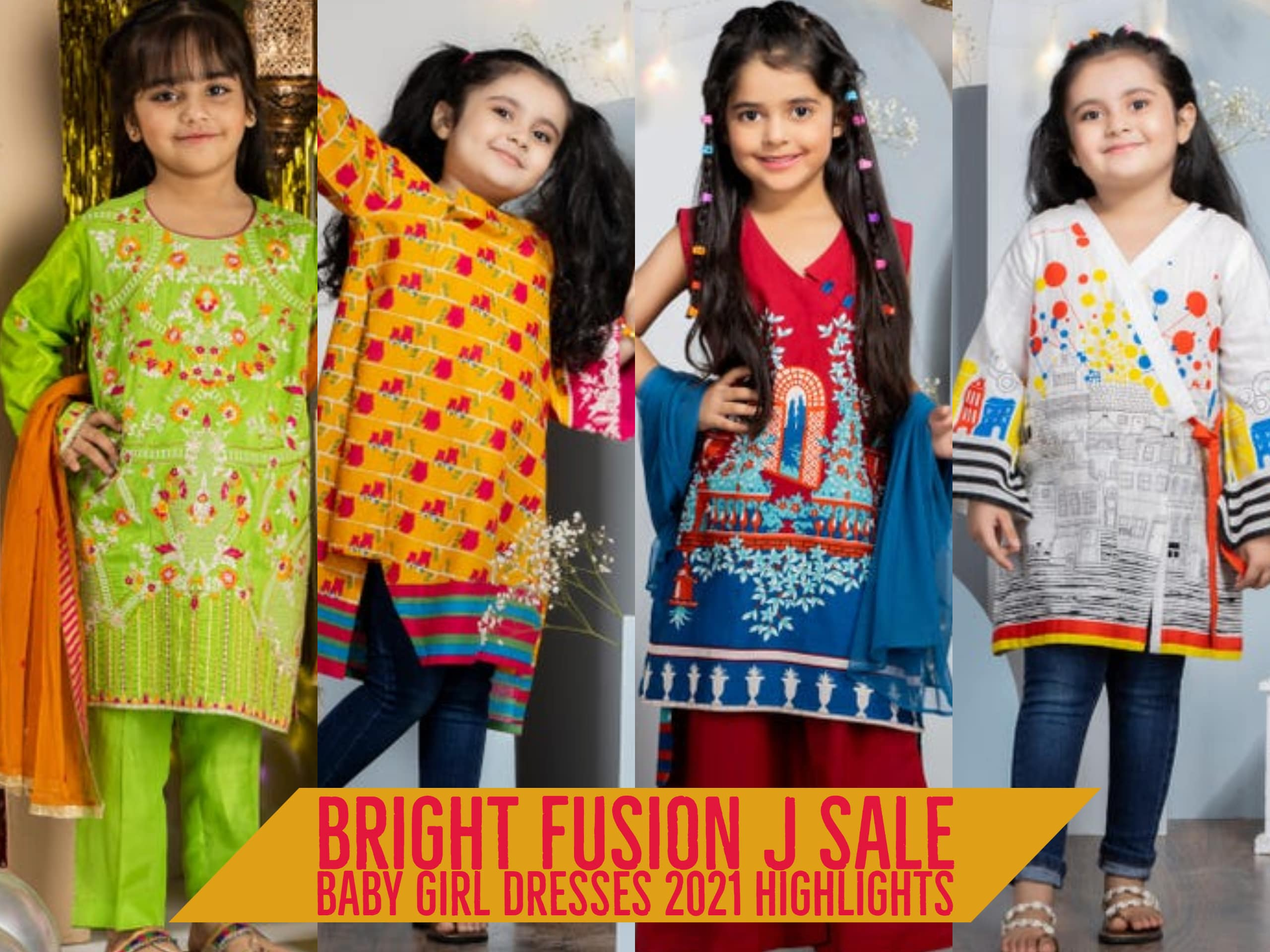 Bright Fusion J Sale Baby Girl Dresses 2021 Highlights