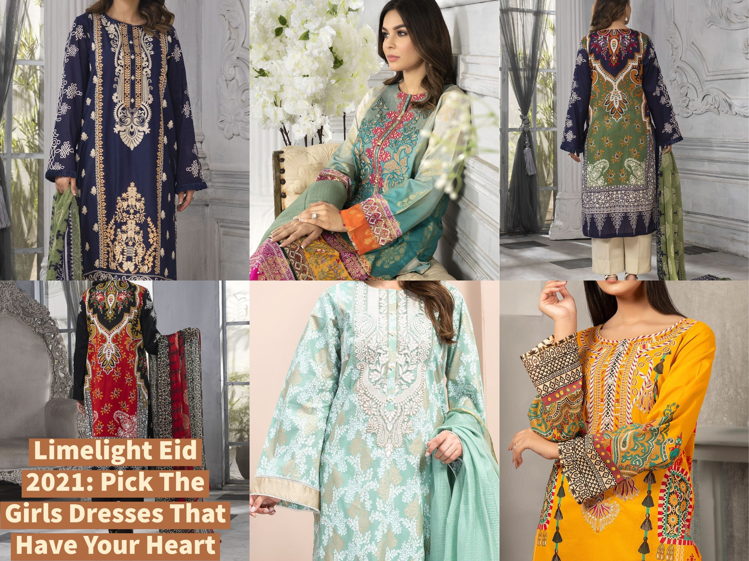 Limelight Eid 2021: Pick The Girls Dresses That Have Your Heart