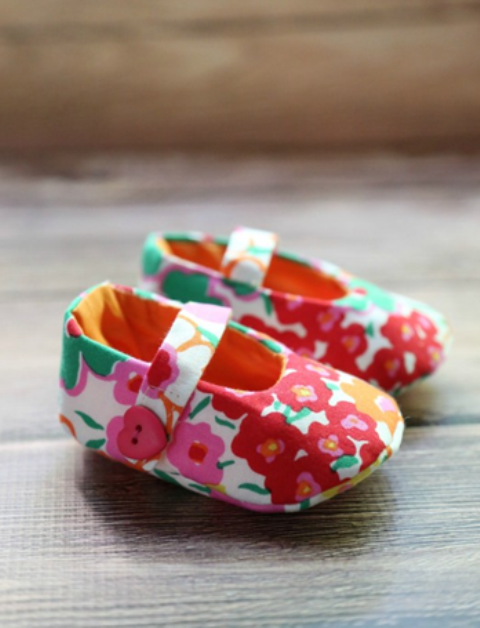 Making Exciting Little Baby Shoes At