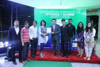 Graduation Ceremony - 7th Cycle