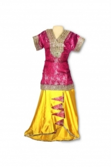 14957087300_Lehnga_Choli_Set_with_Stripes_Pink__Yellow.jpg