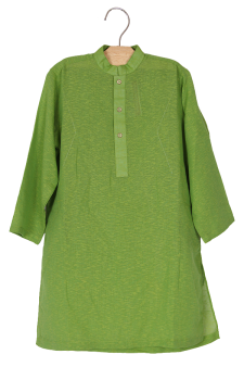 14958043840_Mushrooms_Green_Slub_Karandi_Kurta_for_Eid.png