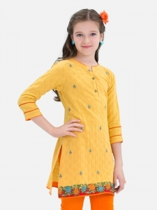 Yellow Kurta for this Eid