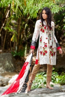 Style Lawn Embroidered Suit 03