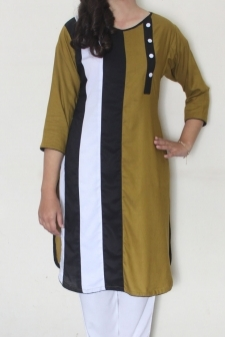 15006494340_Affordable_White_and_mustard_kurti_1.jpg