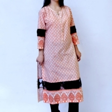 15008977600_Affordable_Pink_and_black_kurta.jpg