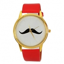 15059436450_Black_Mustache_Watch_for_Women_-_Red.jpg