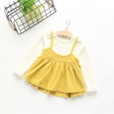15080019010_Affordable_yellow_and_white_Frock_4.jpg
