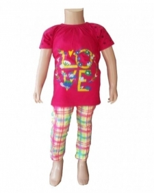 15448901540_Multicolor_Cotton_Mix_Love_Printed_Top_And_Pant_For_Girls.jpg
