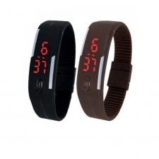 15492781660_Pack-of-2---Black--Brown-Sports-Band-watches.jpg