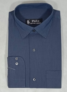 15523849300_Blue_Self_Design_Formal_Shirt_Men_Double_Needle_Stitching.jpg