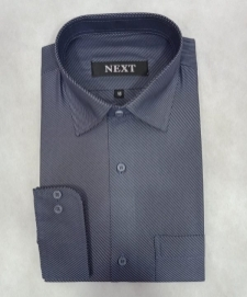 15523873220_Grey_Formal_Shirt_Men_Self_Lining_Double_Needle_Stitching.jpg