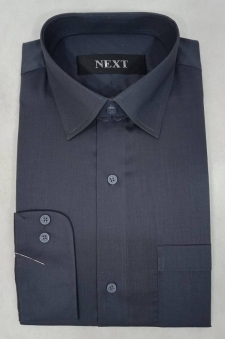 15523900790_Plain_Grey_Self_Design_Formal_Shirt_Men_Double_Needle_Stitching.jpg