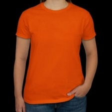 15568687670_Plain-T-shirt-Half-Sleeves-Orange.jpg