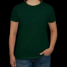 15568698750_Plain-T-shirt-Half-Sleeves-Bottle-Green.jpg