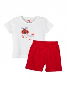 15933317570_AllureP_T-shirt_White_Lady_Bird_H-S_Red_Shorts.jpg