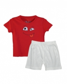 15933321830_AllureP_T-shirt_B_RED_Smiley_H-S_White_Shorts.jpg