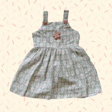 15946474970_Baby-Girl-White-Green-Check-Frock-With-Flower-1m2s-2-555x555.png
