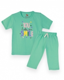 16173006400_AllureP_T-Shirt_HS_L_Green_You_Smile_LG_Trouser.jpg