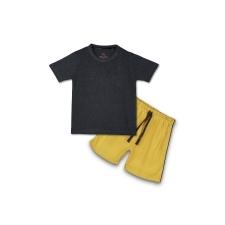 16233249260_AllureP_Charcoal_Plain_Yellow_Shorts.jpg