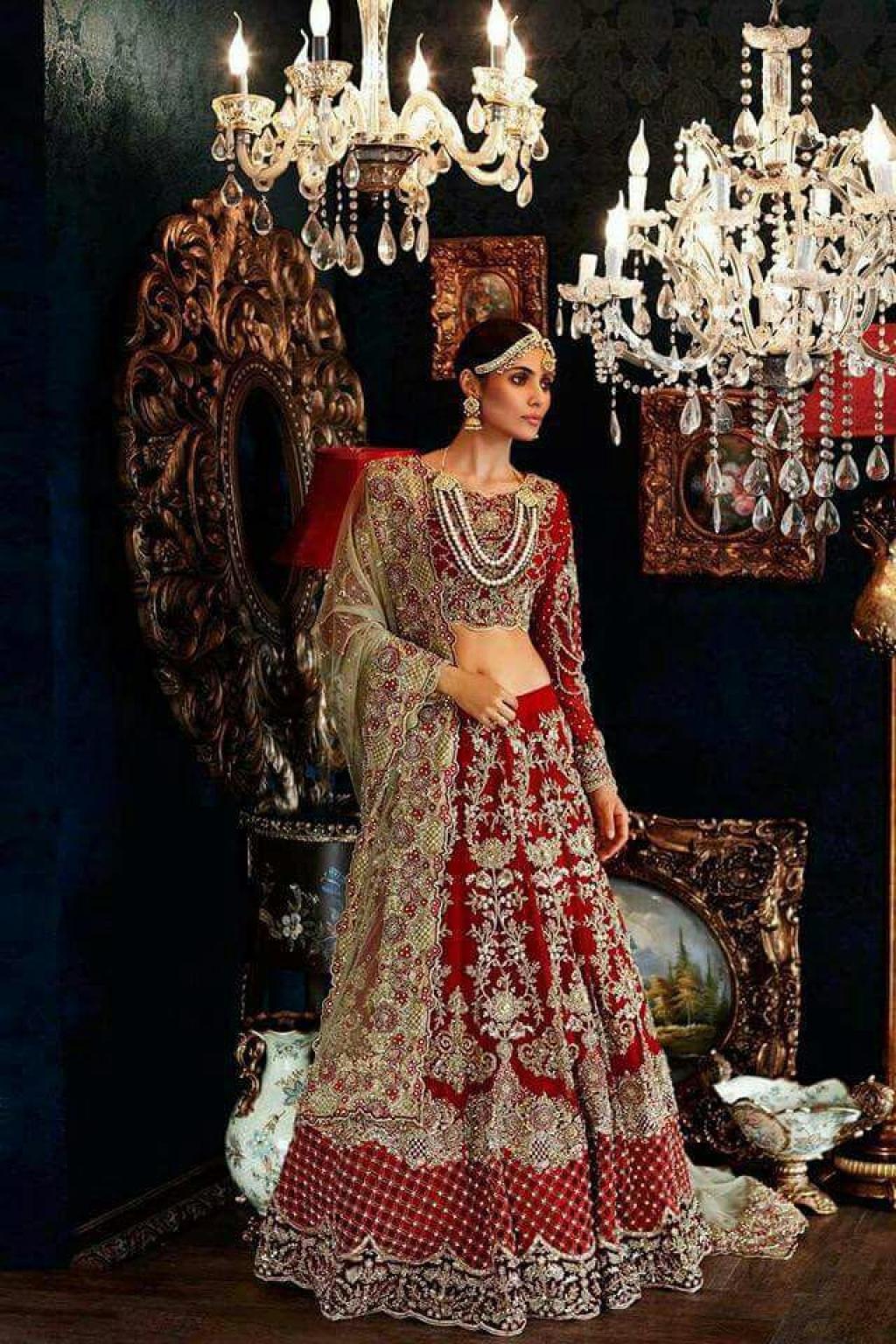 9c206b6ec1 Buy Maria B Lehenga (Master Replica) in Pakistan | Affordable.pk
