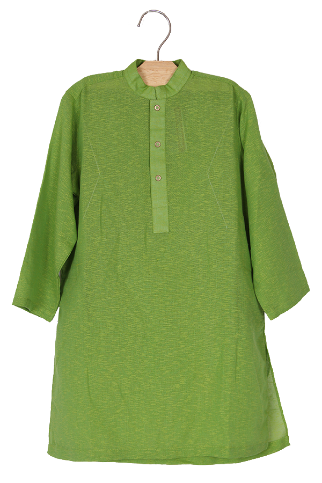 14958043840_Mushrooms_Green_Slub_Karandi_Kurta_for_Eid.png