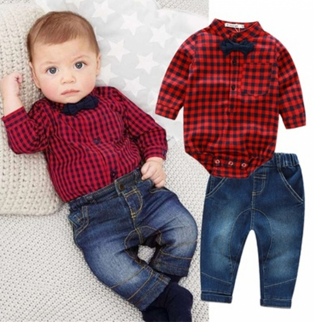 6fc6e266 Boy. /. Winter Wear. /. Rompers.  15065159900_2pcs_Kids_Baby_Boy_Romper_Bodysuit_Jumpsuit_Tops+Jeans_Pants_Outfits_Clothes_Set_1.jpg