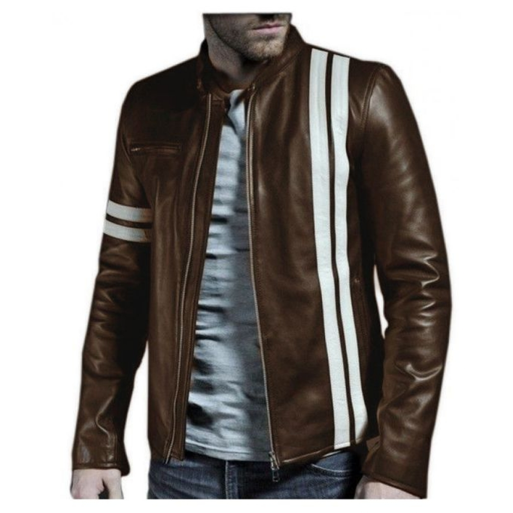Buy Dark Color Leather Jacket In Pakistan Affordable Pk