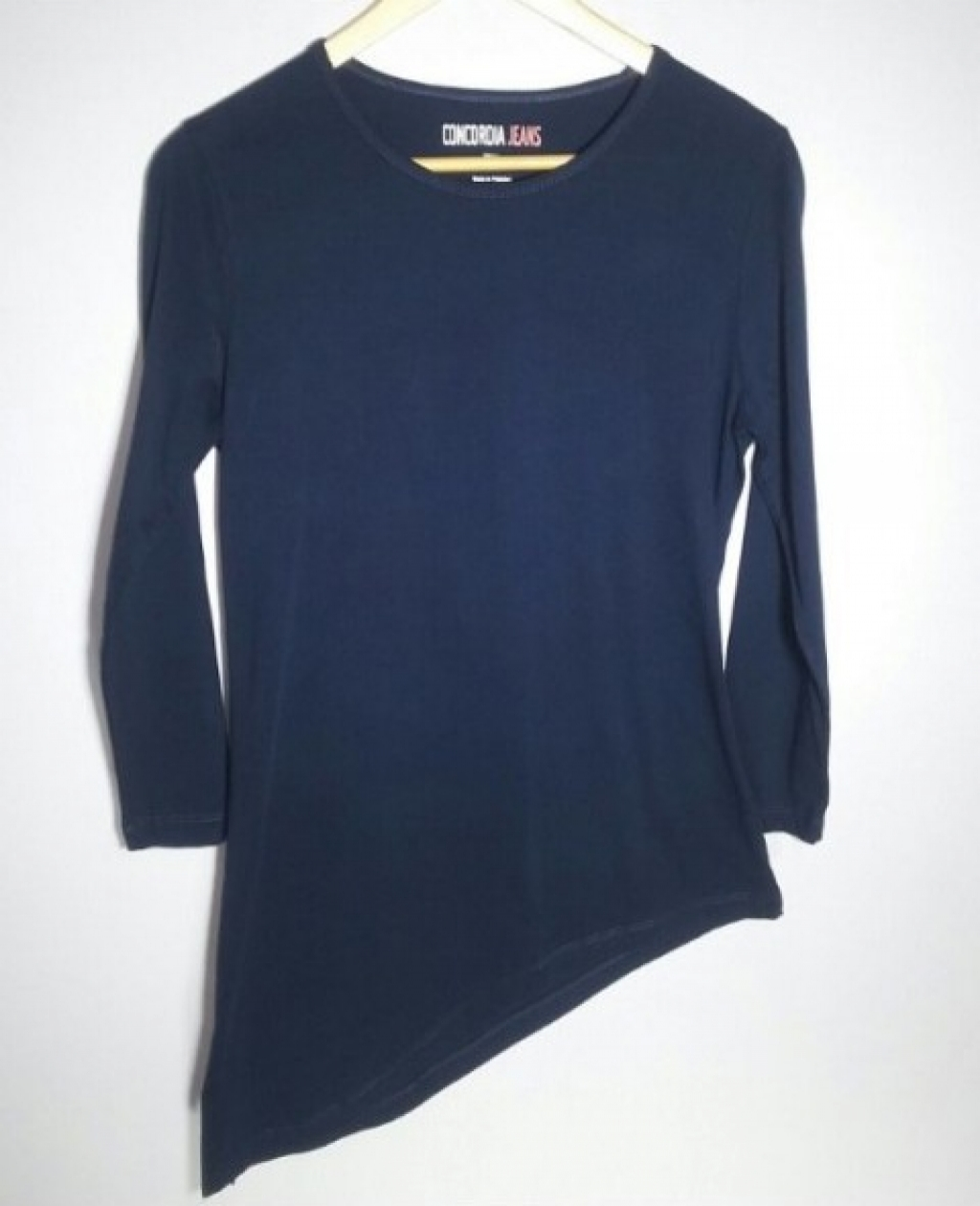 15088451800_Affordable_WOMENS_SIDE_CUT_TEE_(NAVY_COLOR).jpg