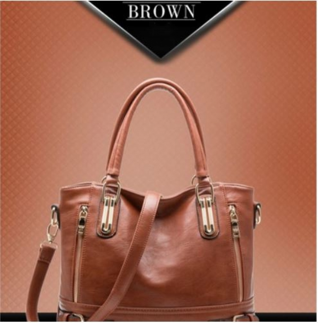 Buy Genuine Leather Handbags Luxury Women Messenger Bags bolsa ... 977a2dddc522a