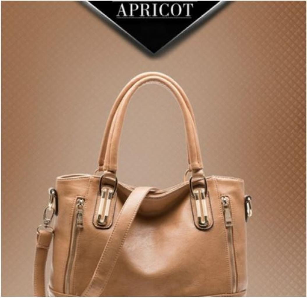 Buy Genuine Leather Handbags Luxury Women Messenger Bags bolsa feminina  Women's Shoulder Bags bags for women Ladies Leather Bag in Pakistan |  online shopping in Pakistan