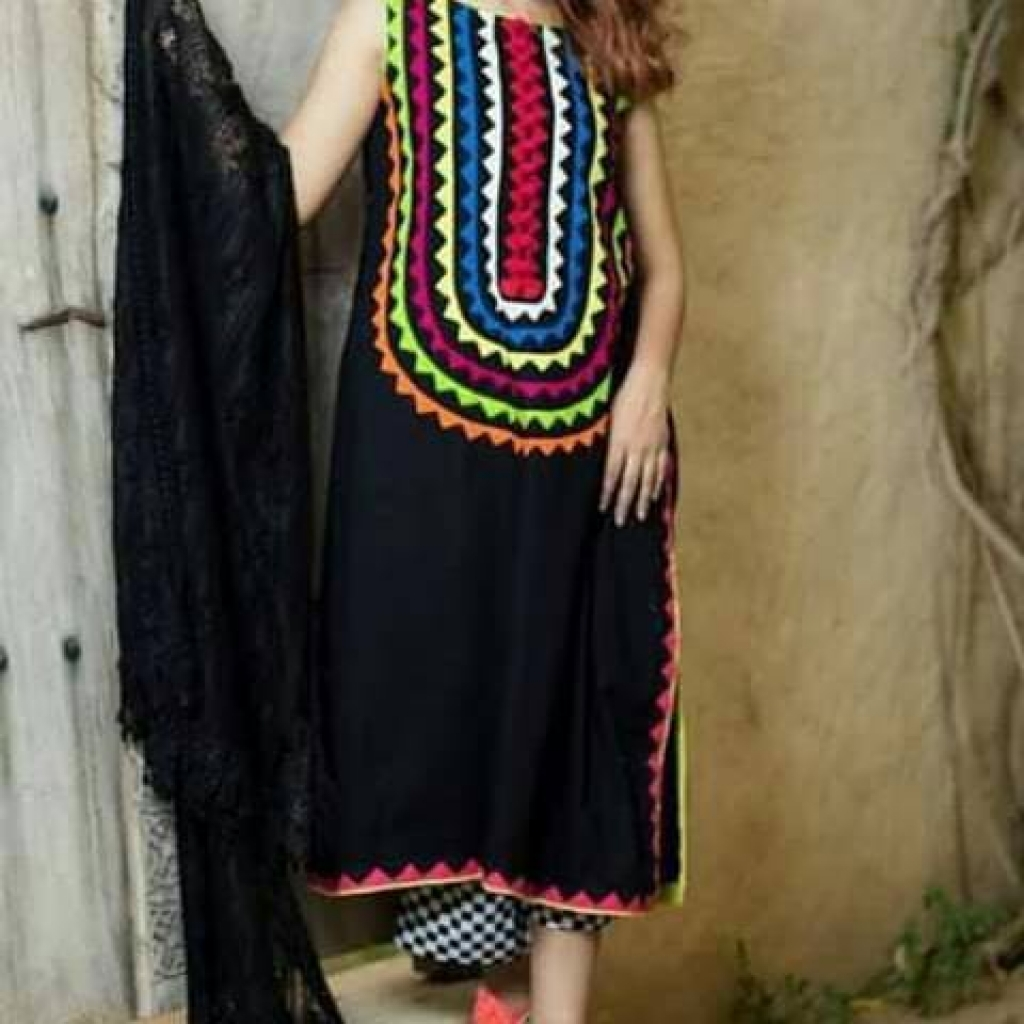 Latest Sindhi Embroidery Design