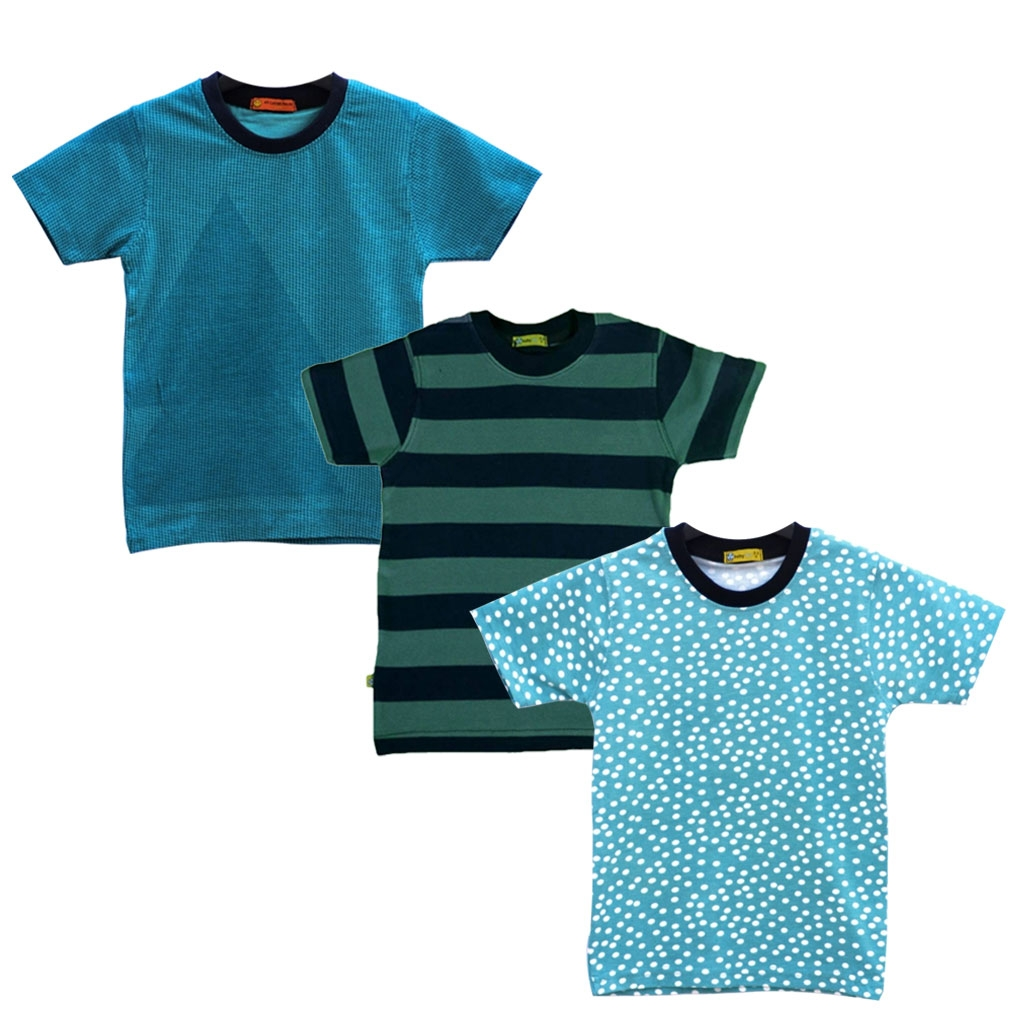 3c53324c15e Buy pack of 3 t-shirt summer wear for kids in Pakistan   Affordable.pk
