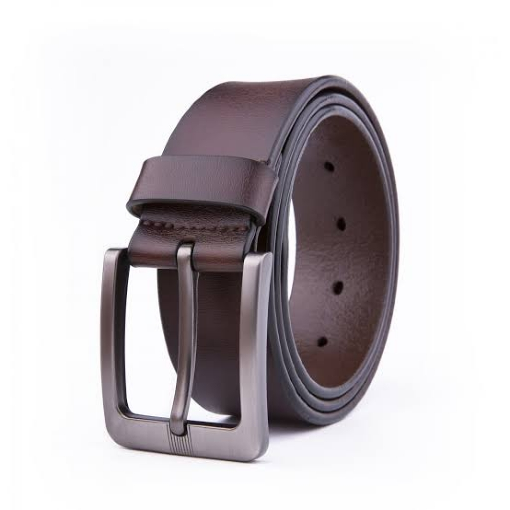 Buy SPS Original Leather Belt Brown in Pakistan | online shopping in  Pakistan