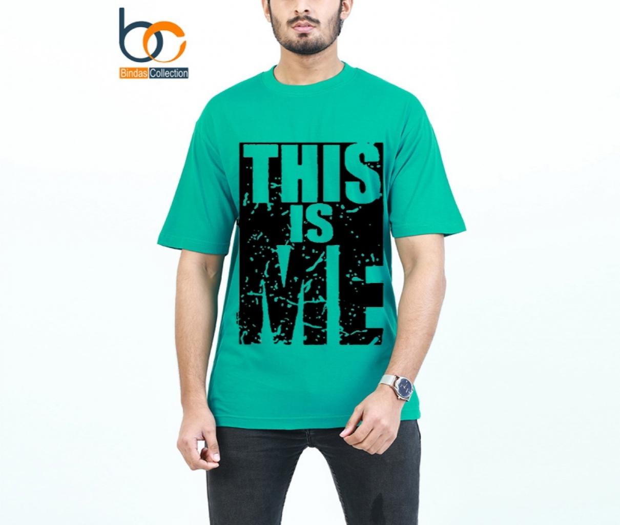 16262601610_Green_Half_Sleeves_Printed_T-shirts_For_Men.jpg